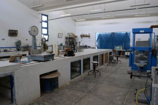 construction laboratory