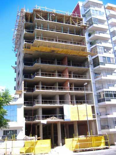 hummock construction